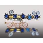Рампа разрядная для 3-х баллонов с манометром, регулятором и запорным клапаном
